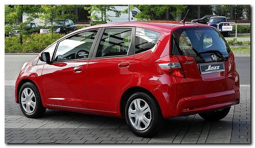 Honda Jazz - автомобиль 4 поколения. Обзор