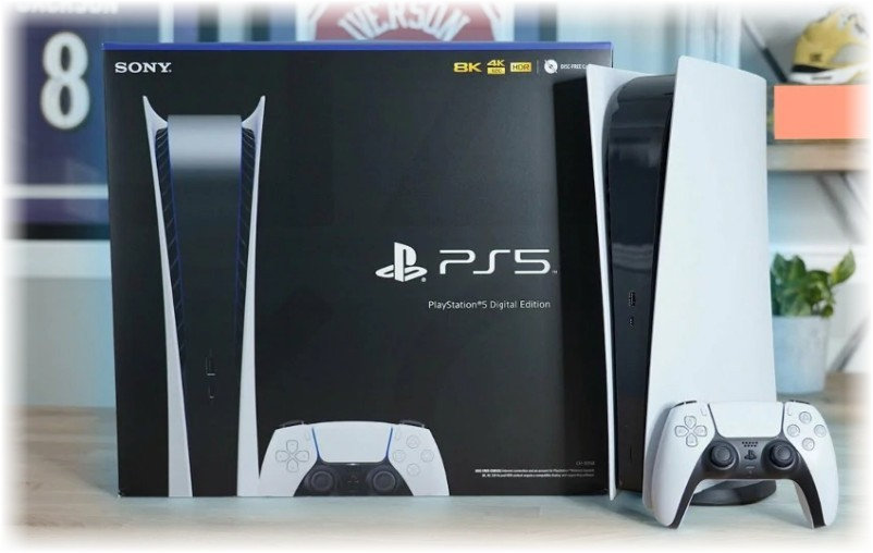 Игровая консоль PlayStation 5