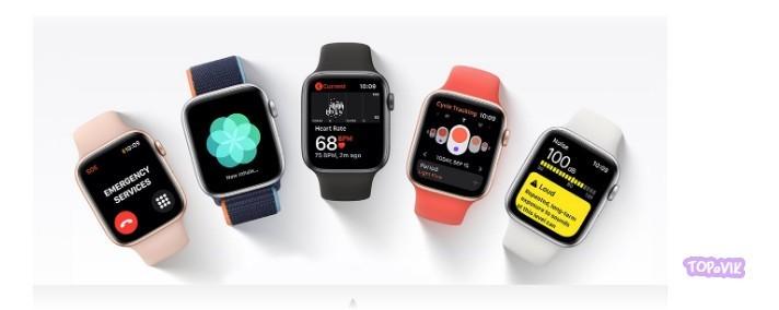 Apple Watch SE обзор