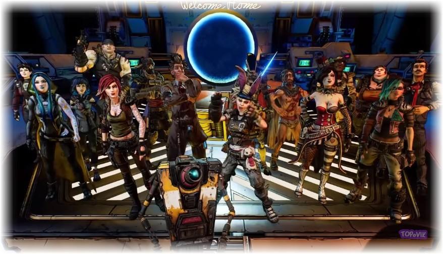 игра Borderlands 3