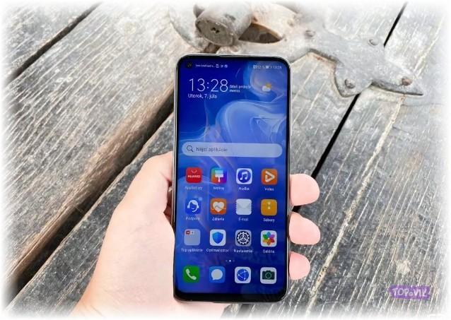 Android 11 список; Huawei