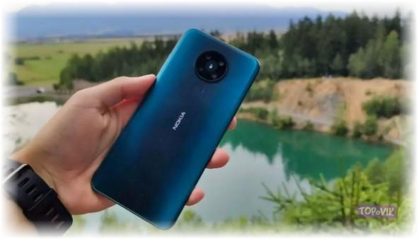 Android 11 список; Nokia