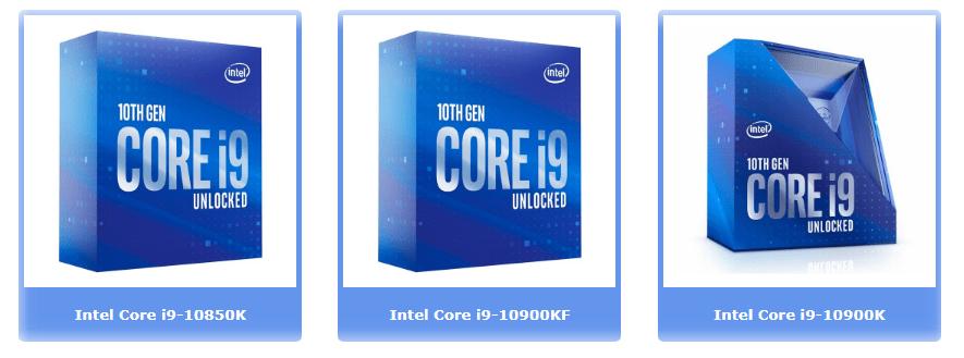 Лучшие процессоры до 450 €