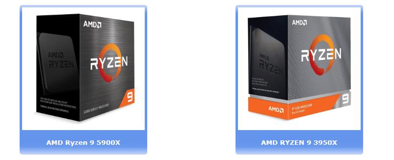 Лучшие процессоры до 800 евро