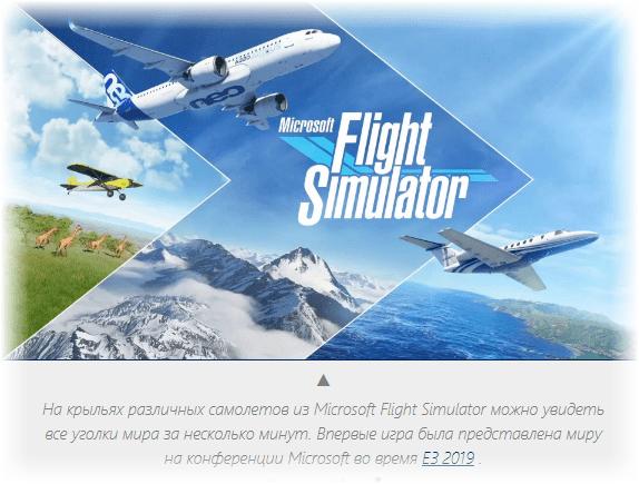 Microsoft Flight Simulator (2020)