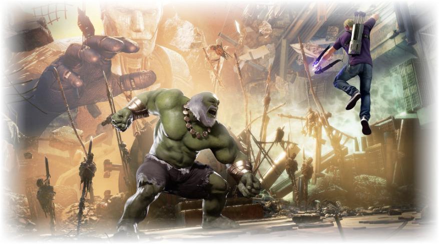 Marvel s Avengers - Как поживает Marvel Superhero на PS5?