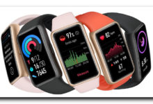 Huawei Band 6 - инновации впечатляют