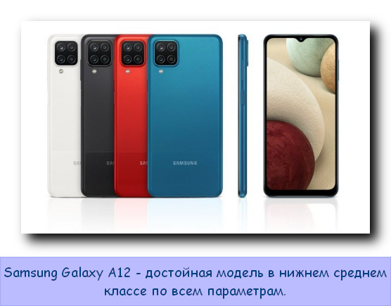 Samsung Galaxy А 2021
