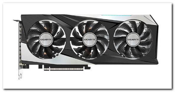 Gigabyte GeForce RTX 3060 Gaming OC 12G
