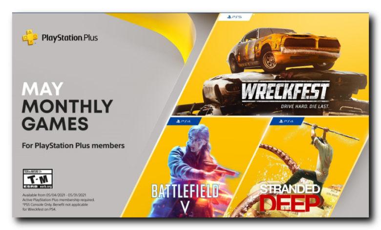 PlayStation Plus 2021 года
