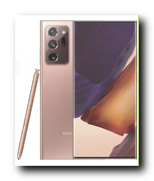 Новый Samsung Galaxy Note 20 Ultra 5G