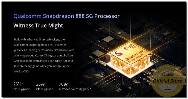 Realme процессор