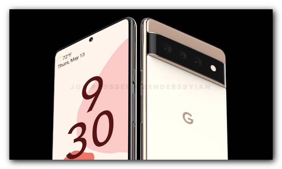 серия Google Pixel 6