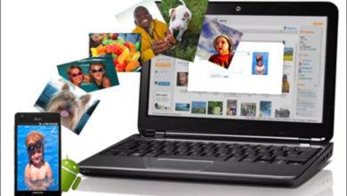Как с телефона на компьютер перекинуть фотографии