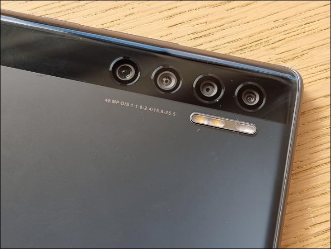 TCL 20 Pro 5G камеры