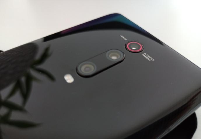Xiaomi Mi 9T: Камера