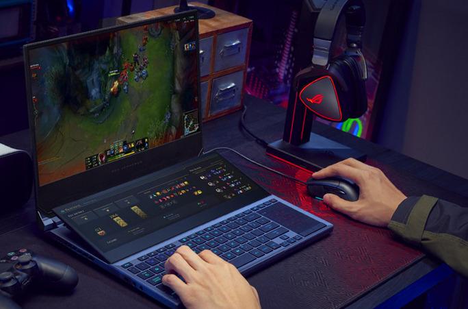 Лучшие игровые ноутбуки 2021