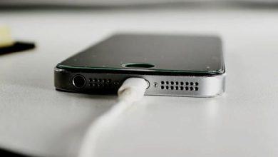 как правильно зарядить айфон