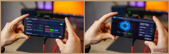 Черная акула 4 смартфон