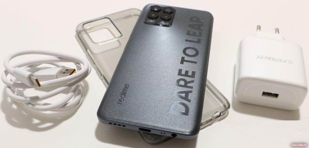 Обзор Realme 8 Pro