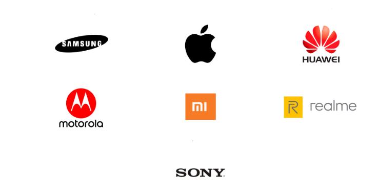 популярные мобильные бренды
