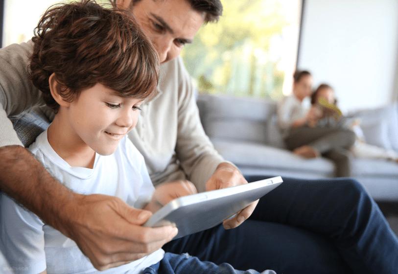 выбор планшета для детей