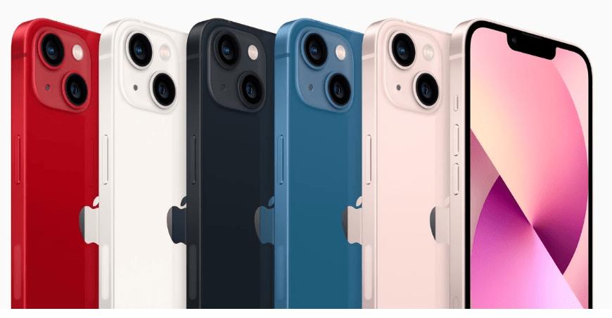 обзор iPhone 13