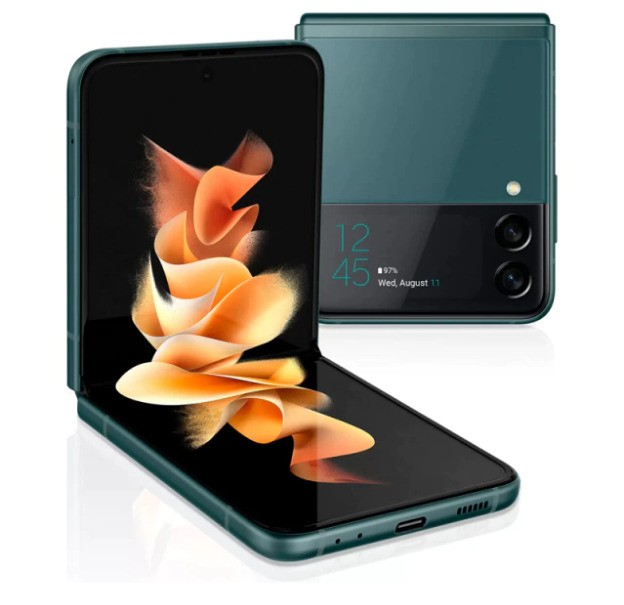 Обзор Samsung Z Flip 3