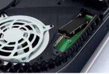 m.2 SSD для PS5